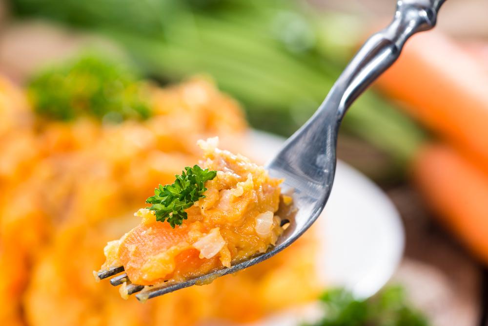 Fotografie receptu: Dušená mrkev