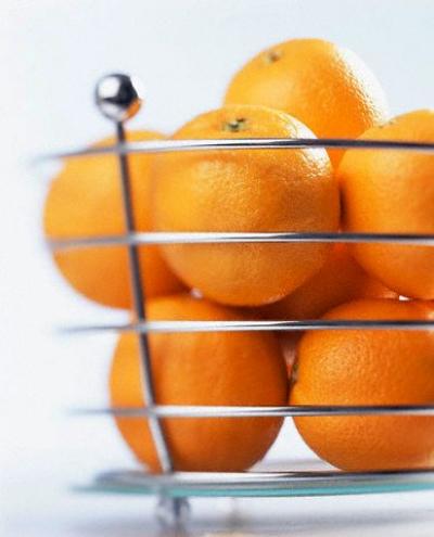 Pomeranče s medem