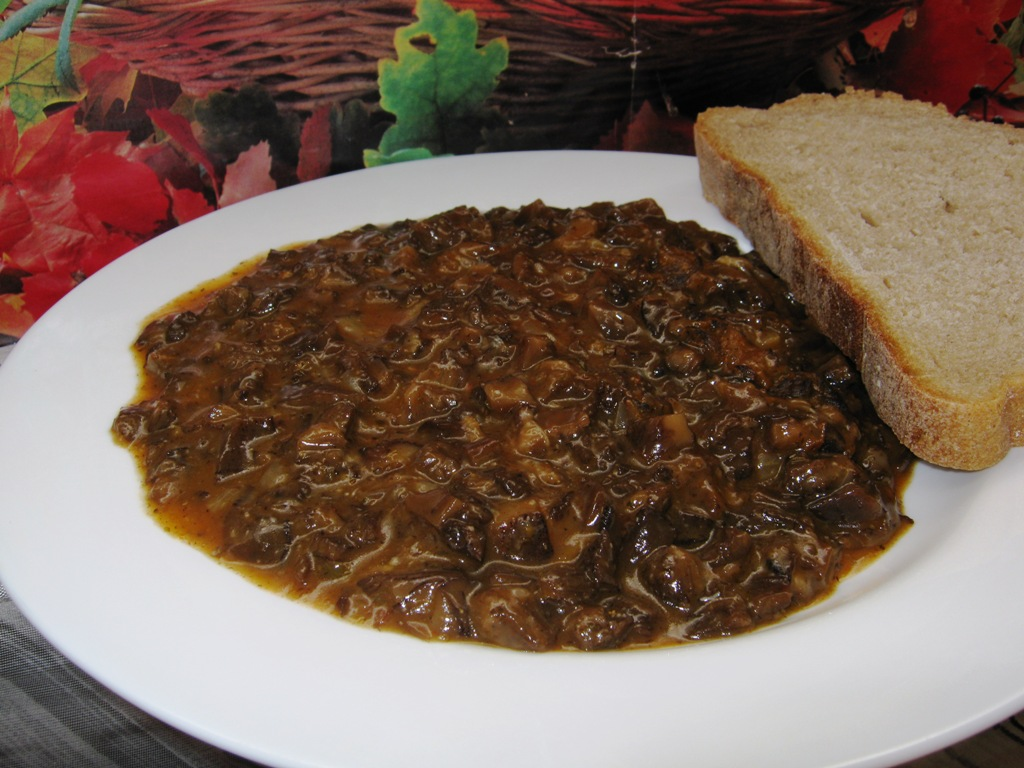 Fotografie receptu: Guláš z václavek