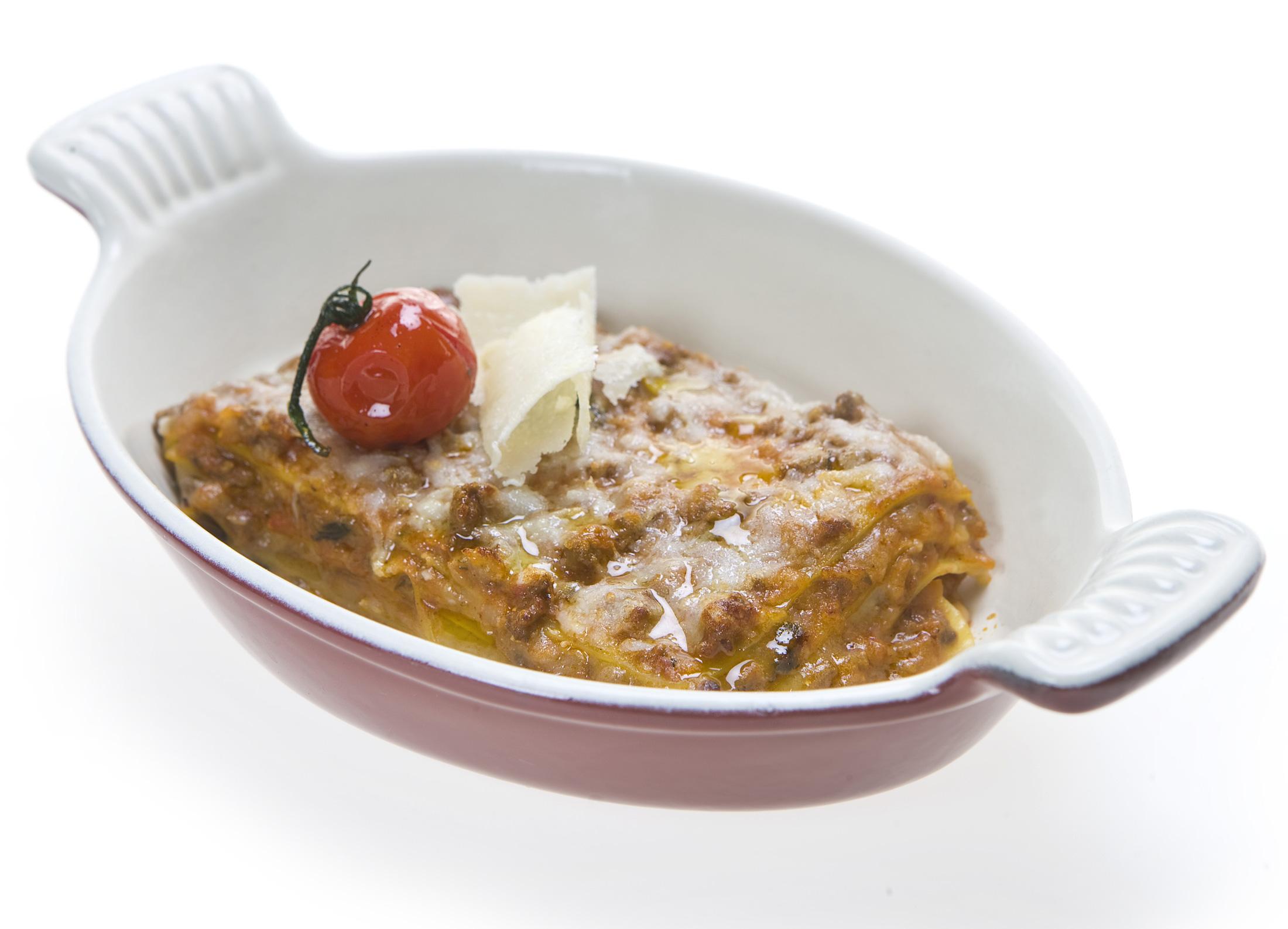 Fotografie receptu: Boloňské lasagně