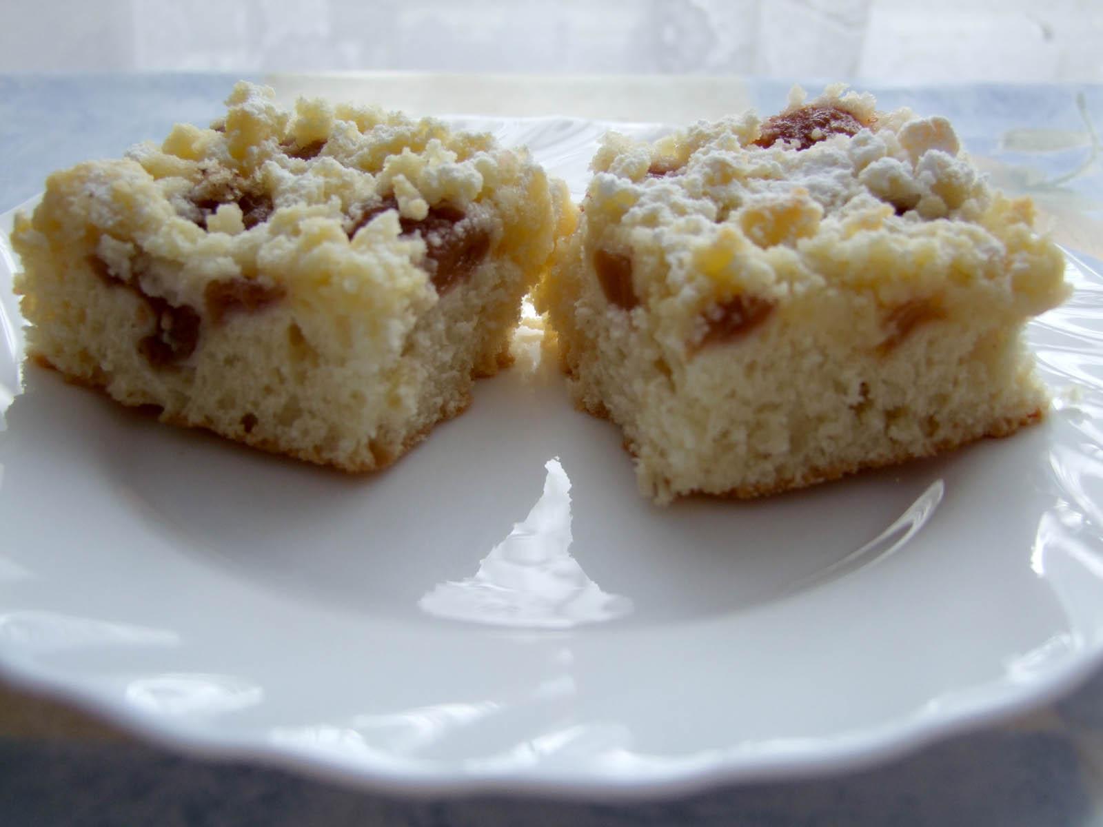 Fotografie receptu: Kynutá buchta s drobenkou