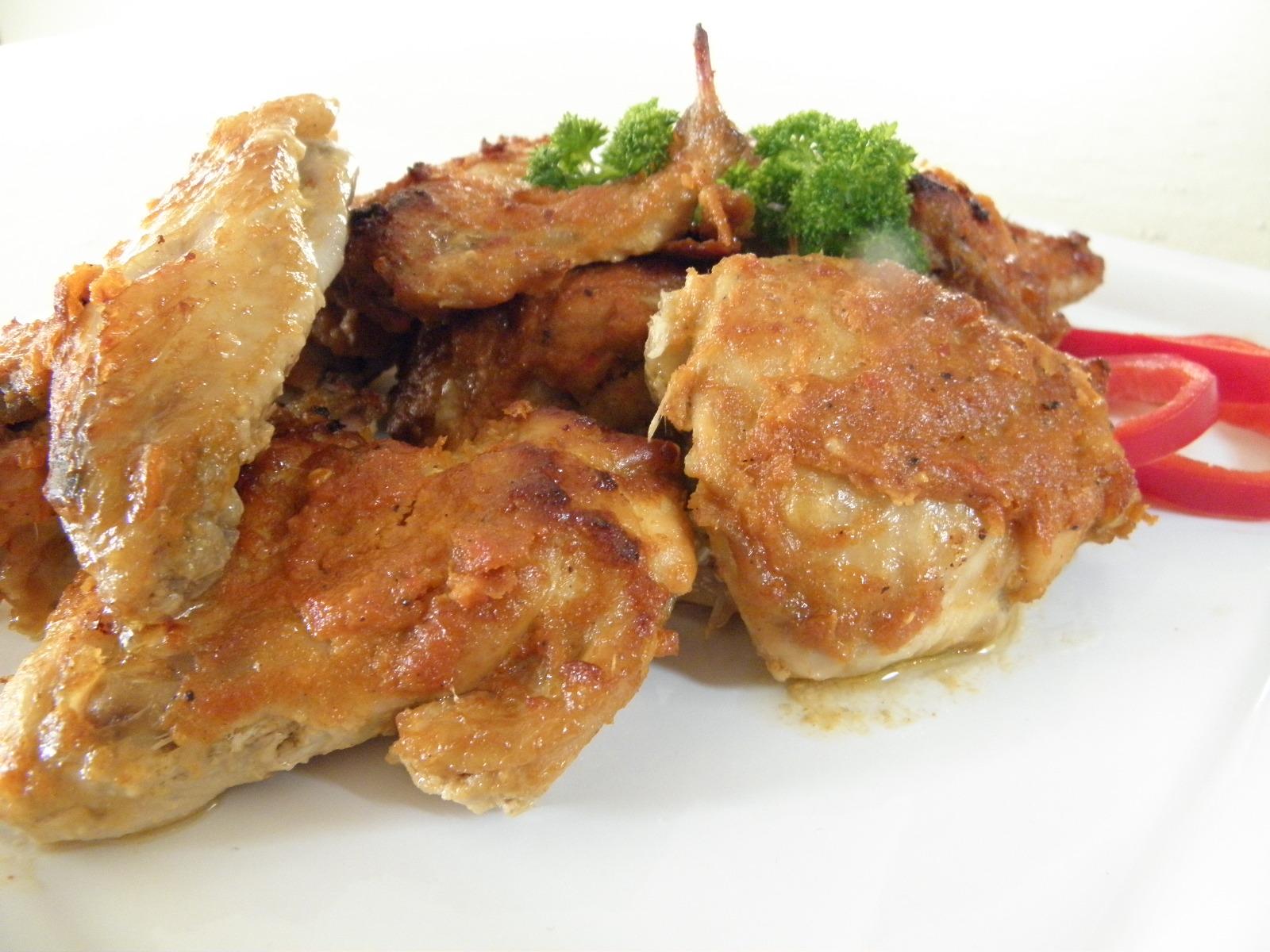 Pikantní kousky z kuřete