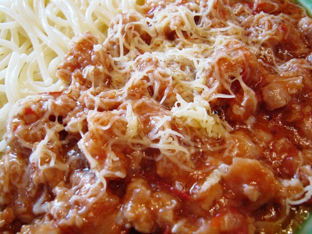 Jemně pikantní omáčka na těstoviny