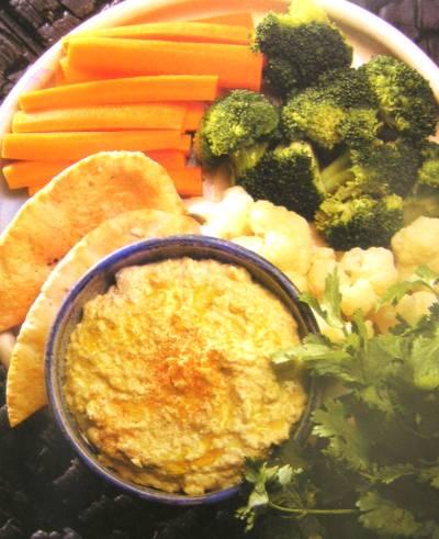 Fotografie receptu: Hummus