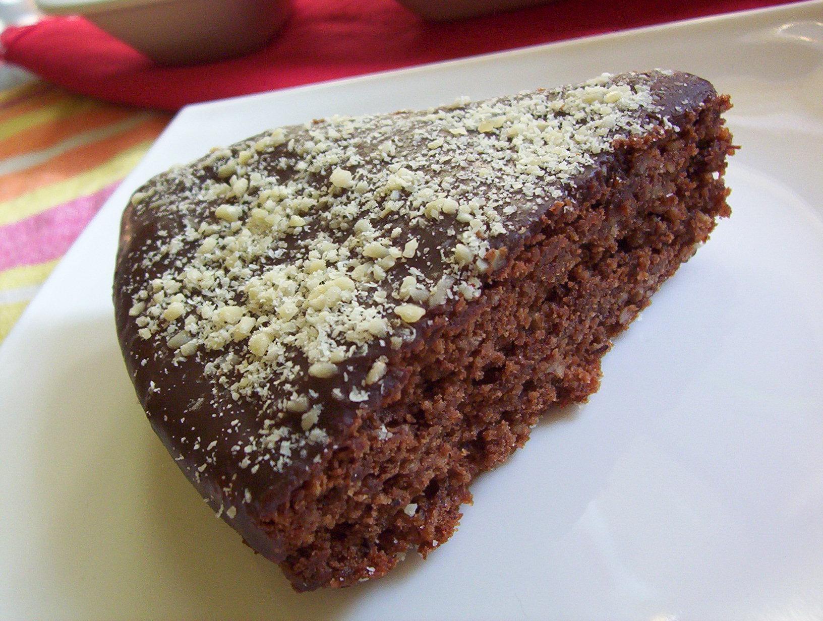 Královský čokoládový dort