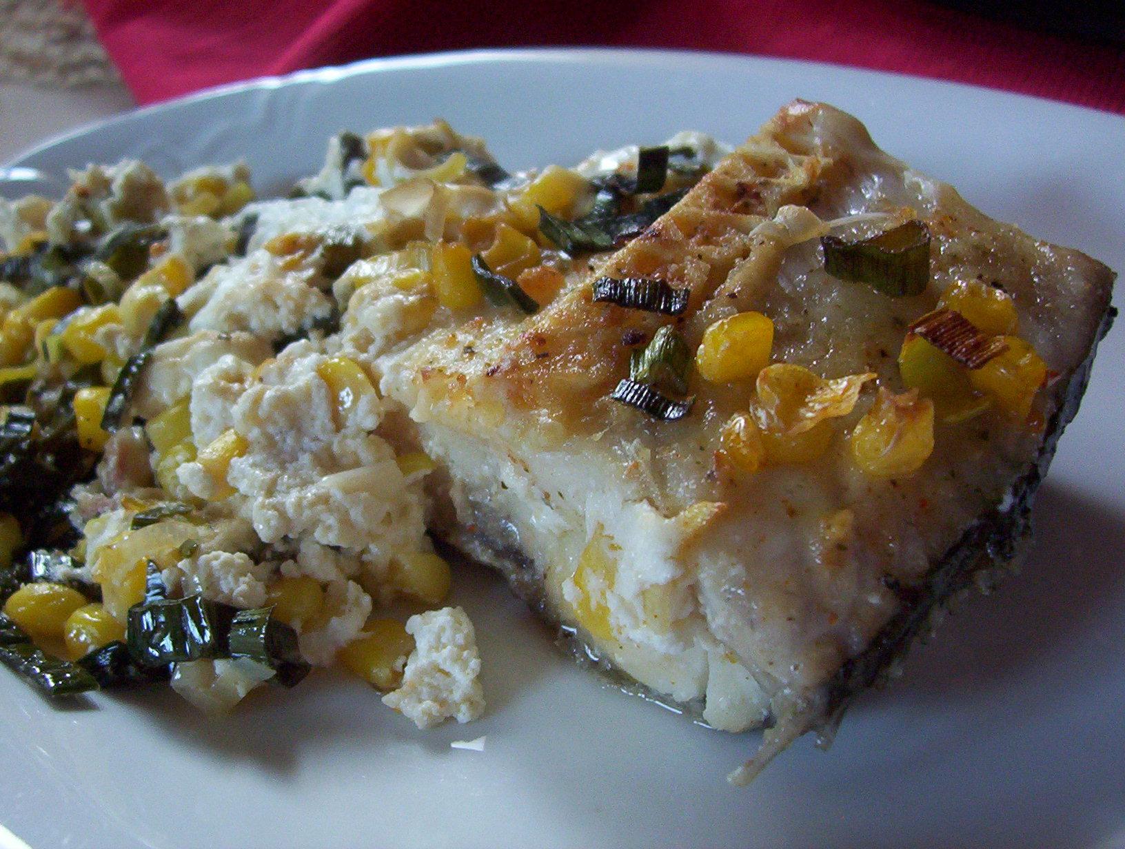 Fotografie receptu: Amur na zelenině