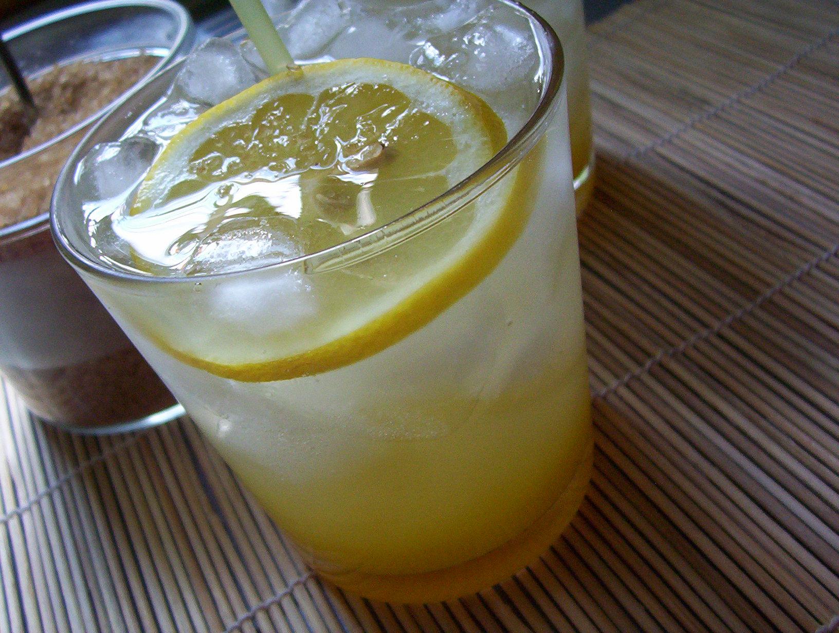 Pomerančový drink