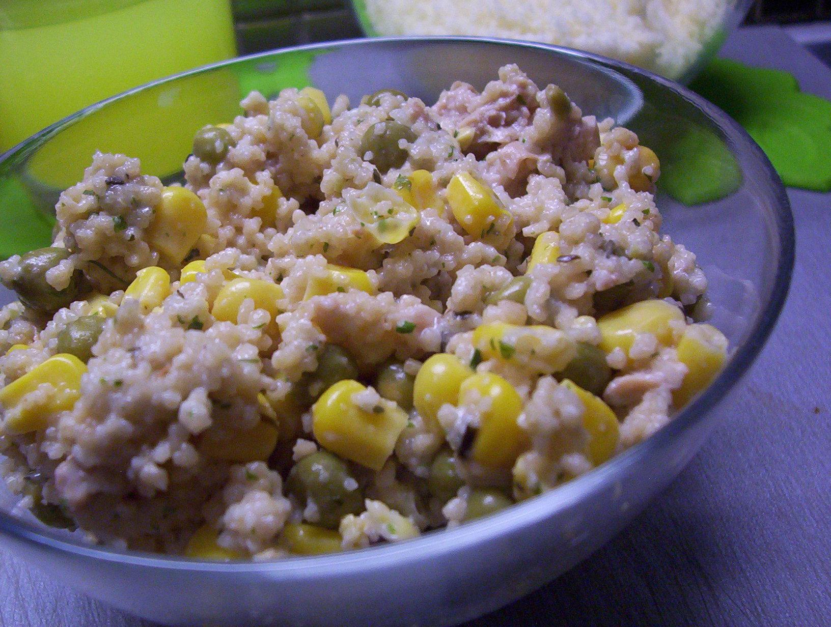 Kuskusové rizoto