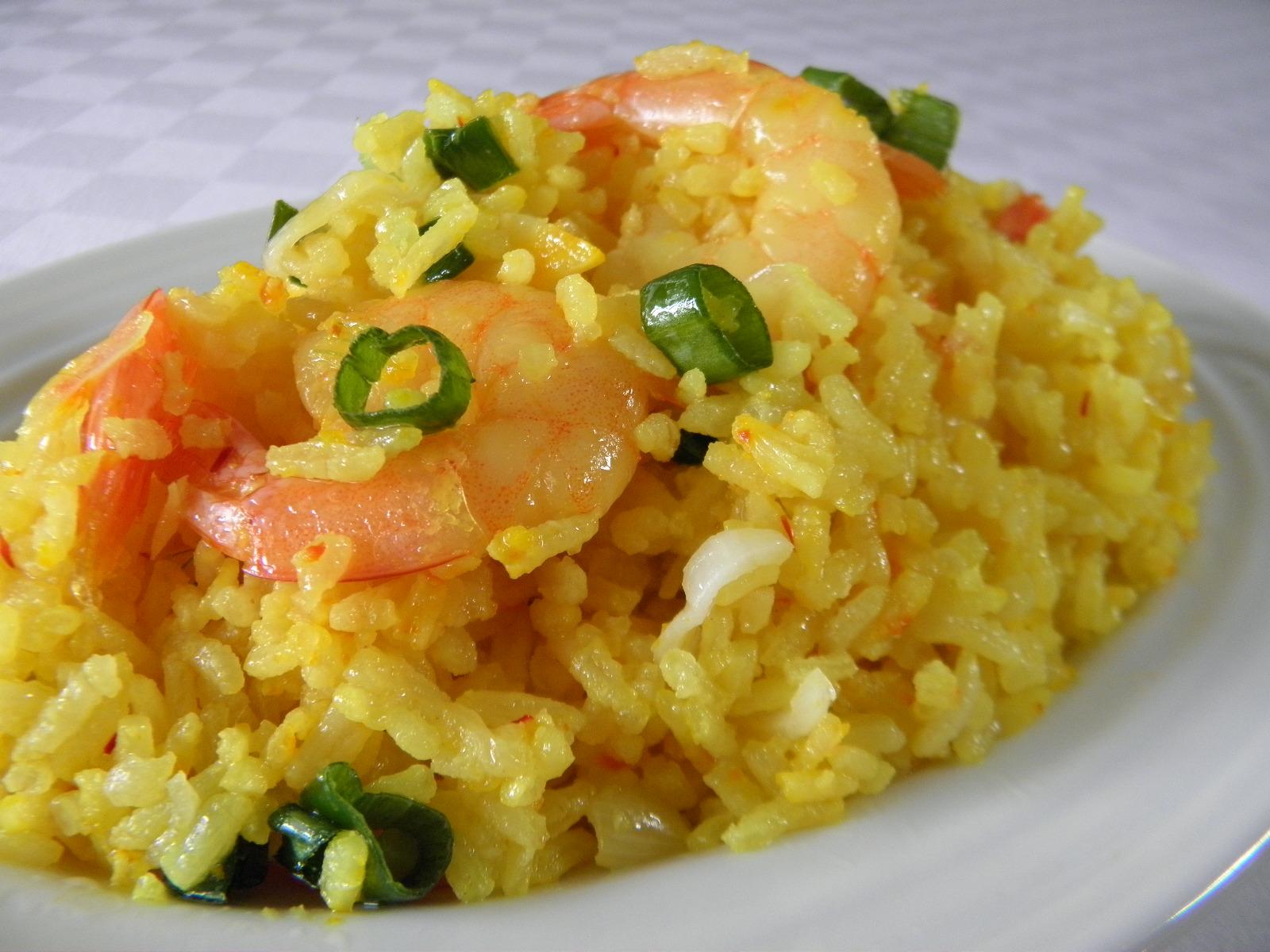 Fotografie receptu: Krevetové rizoto