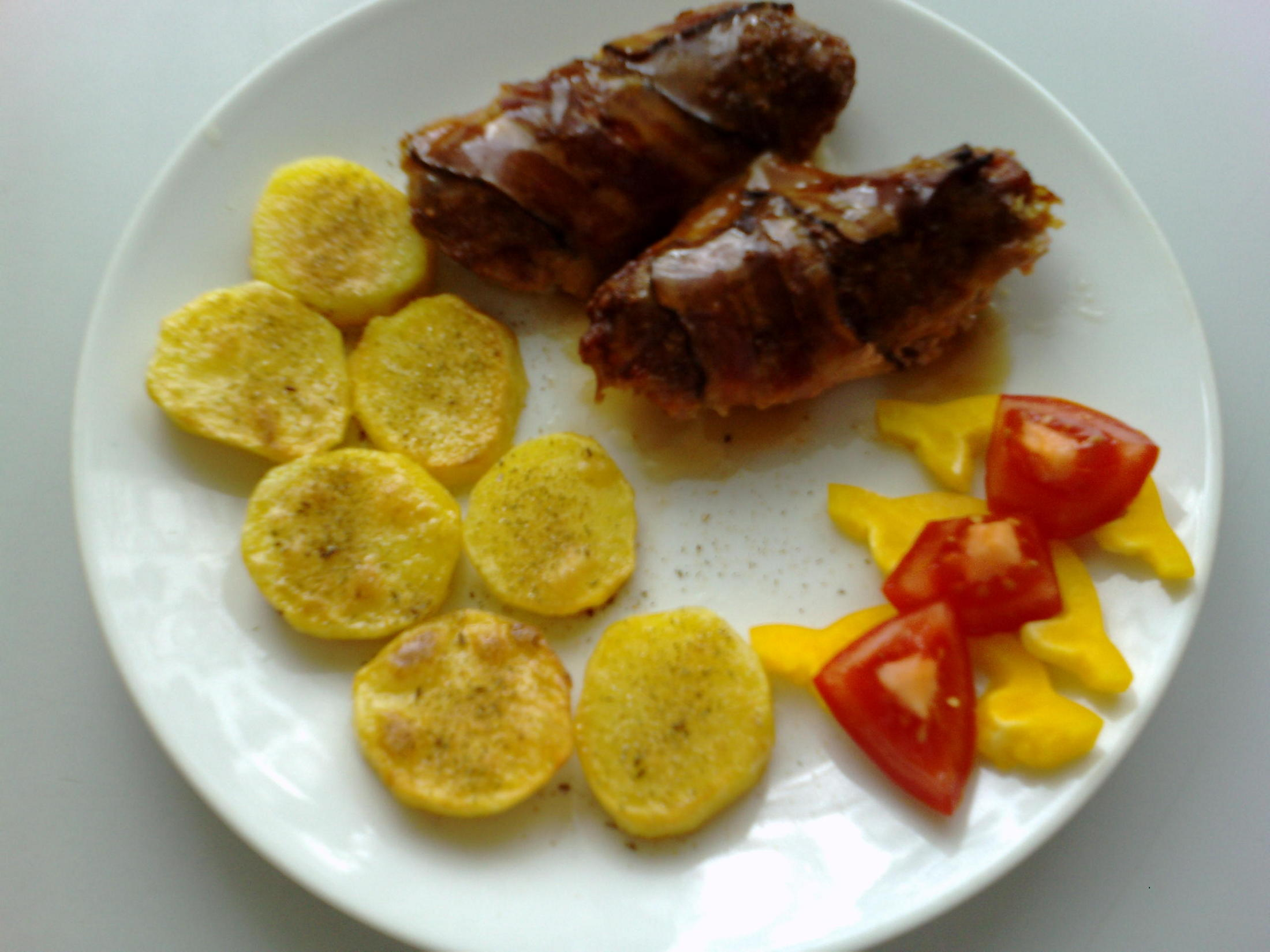 Fotografie receptu: Mleté maso s klobásou