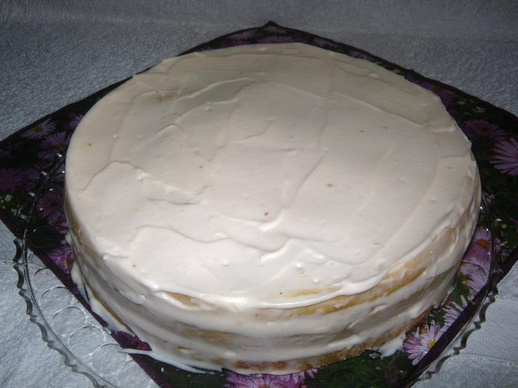 Jahodový krém z pomazánkového másla