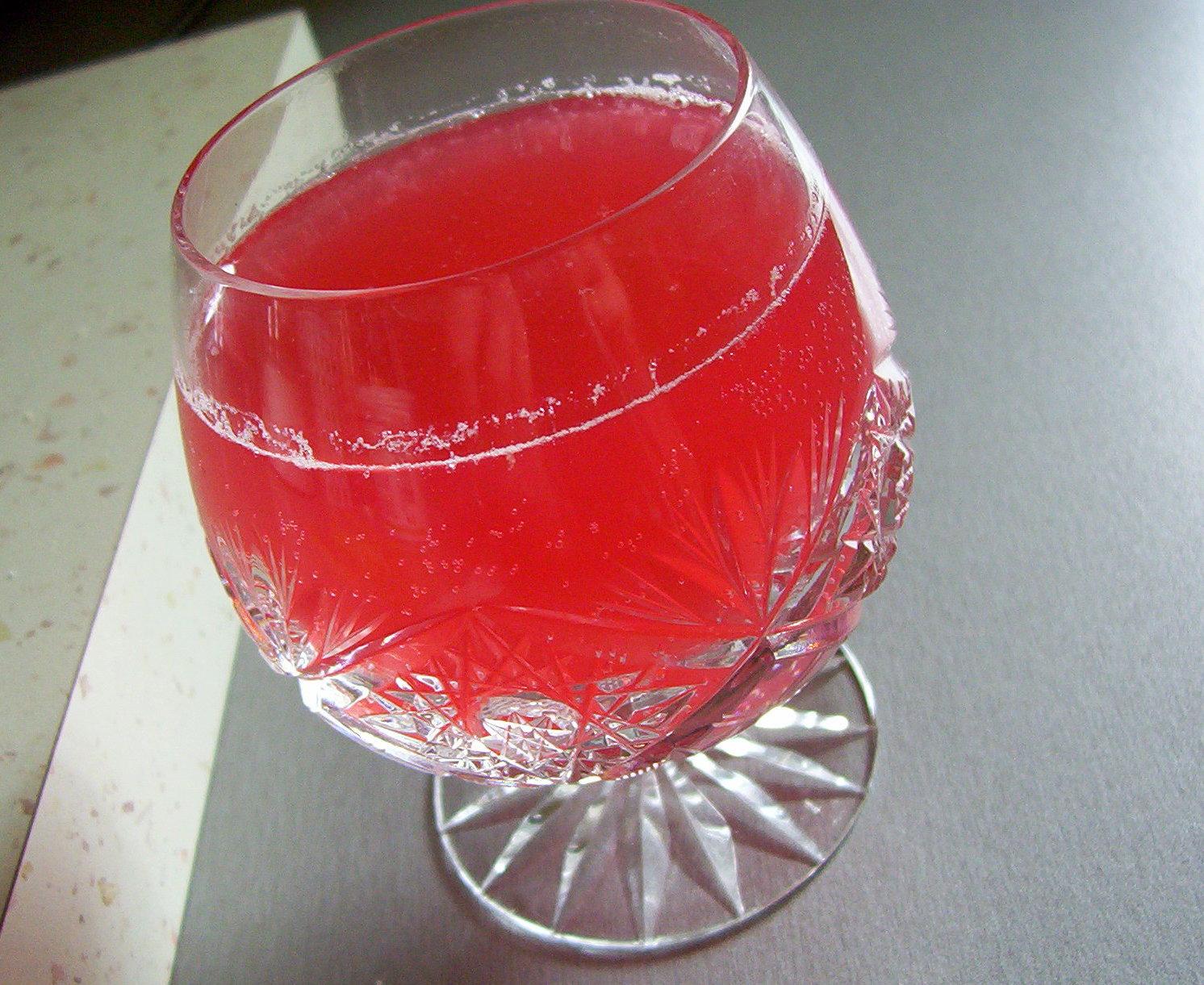 Fotografie receptu: Domácí víno z višní