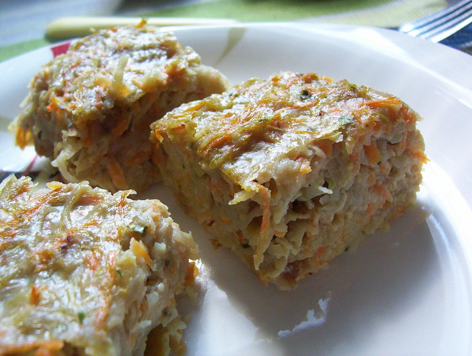 Fotografie receptu: Vegetariánský zeleninový nákyp