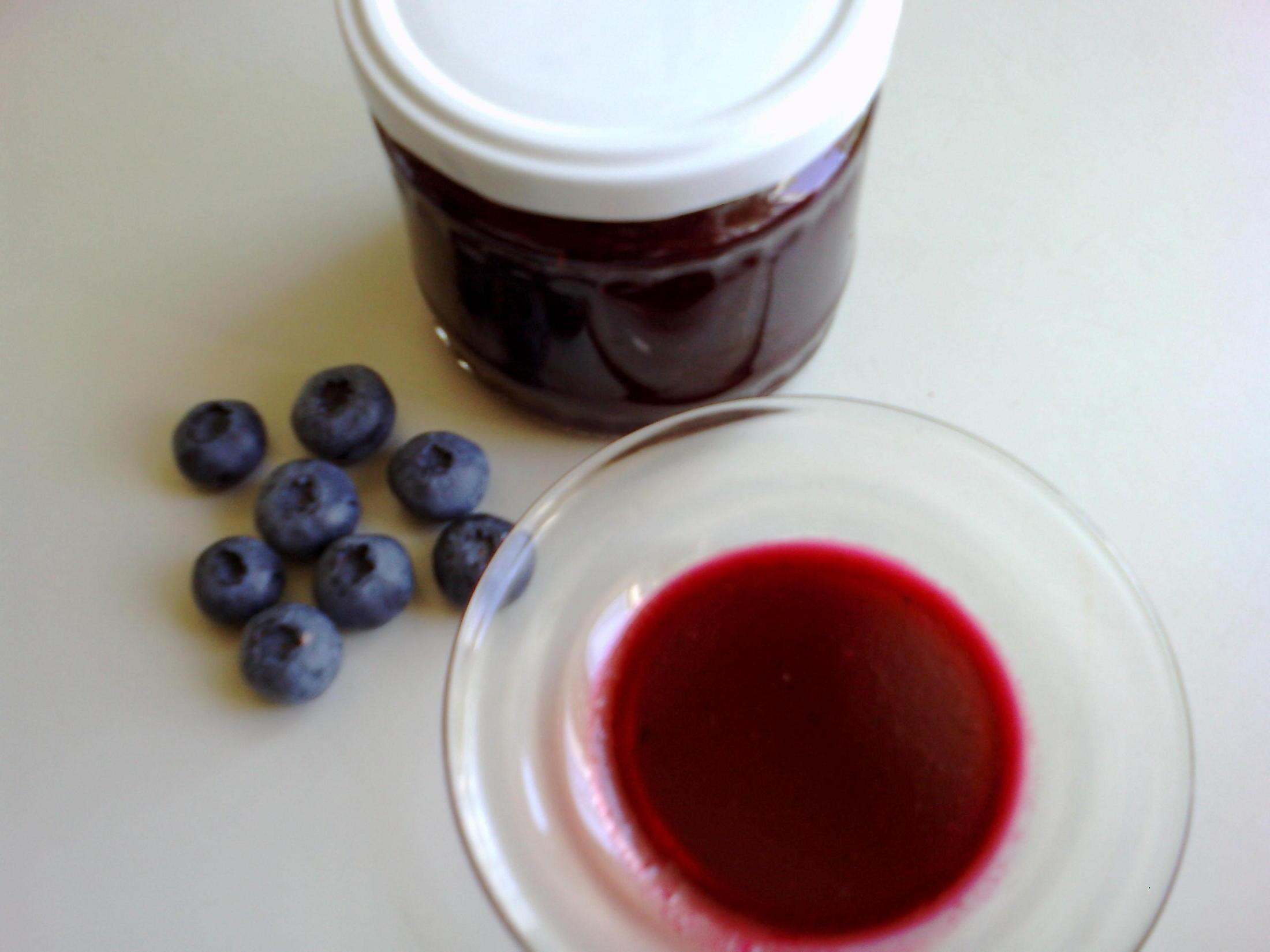 Dobrá borůvková marmeláda