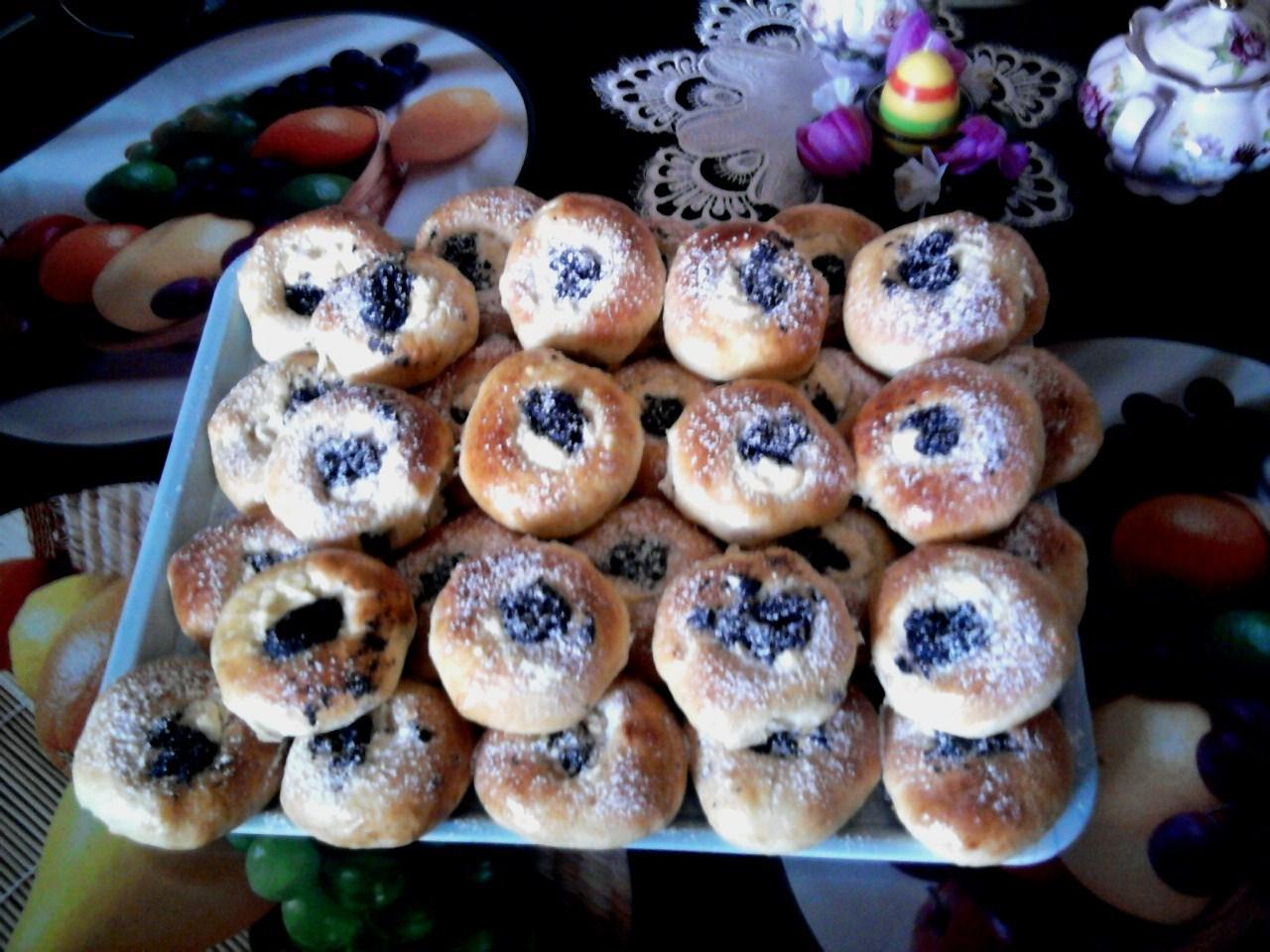 Sádlové koláče