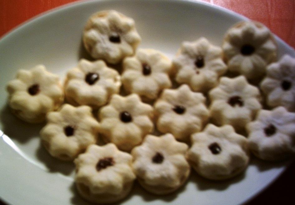Kytičky ze sušeného mléka