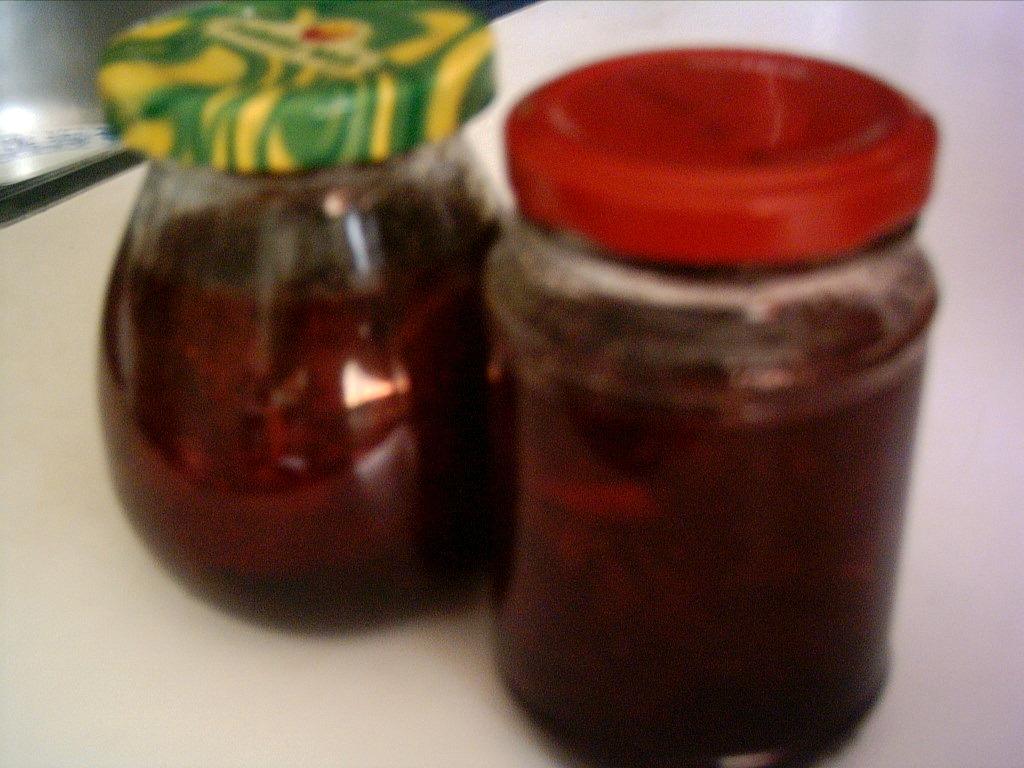 Rychlá jahodová marmeláda
