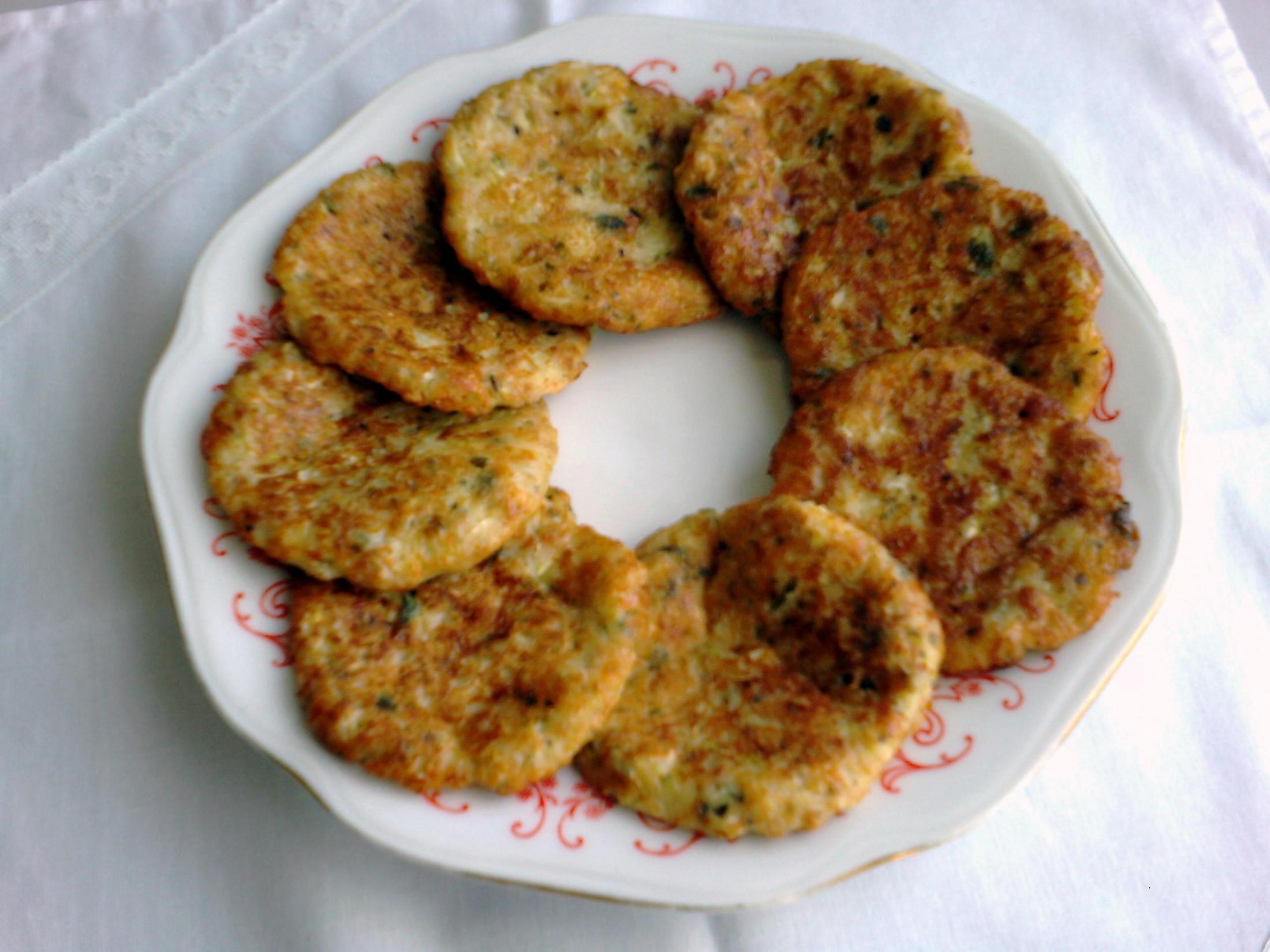 Cukeťáčky se sójou a sýrem