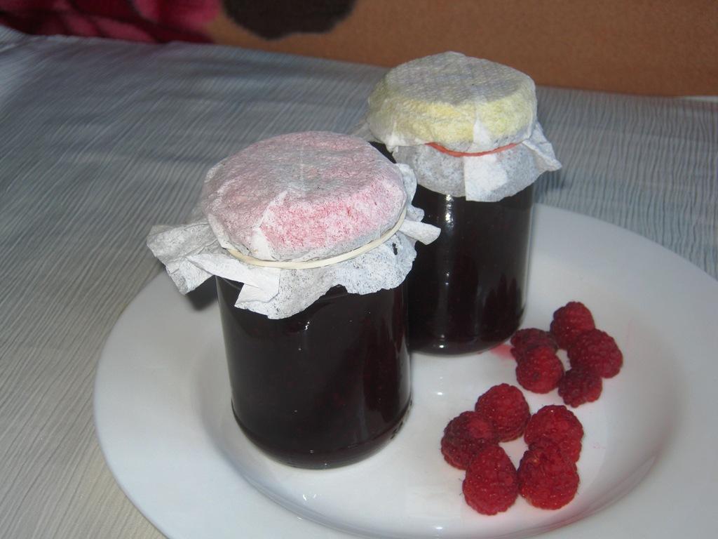 Fotografie receptu: Malinová marmeláda