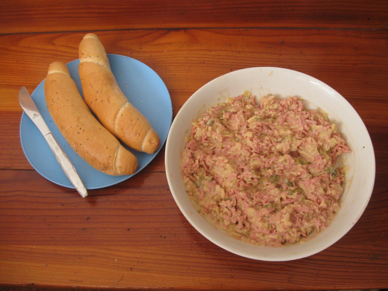 Pikantní vlašský salát
