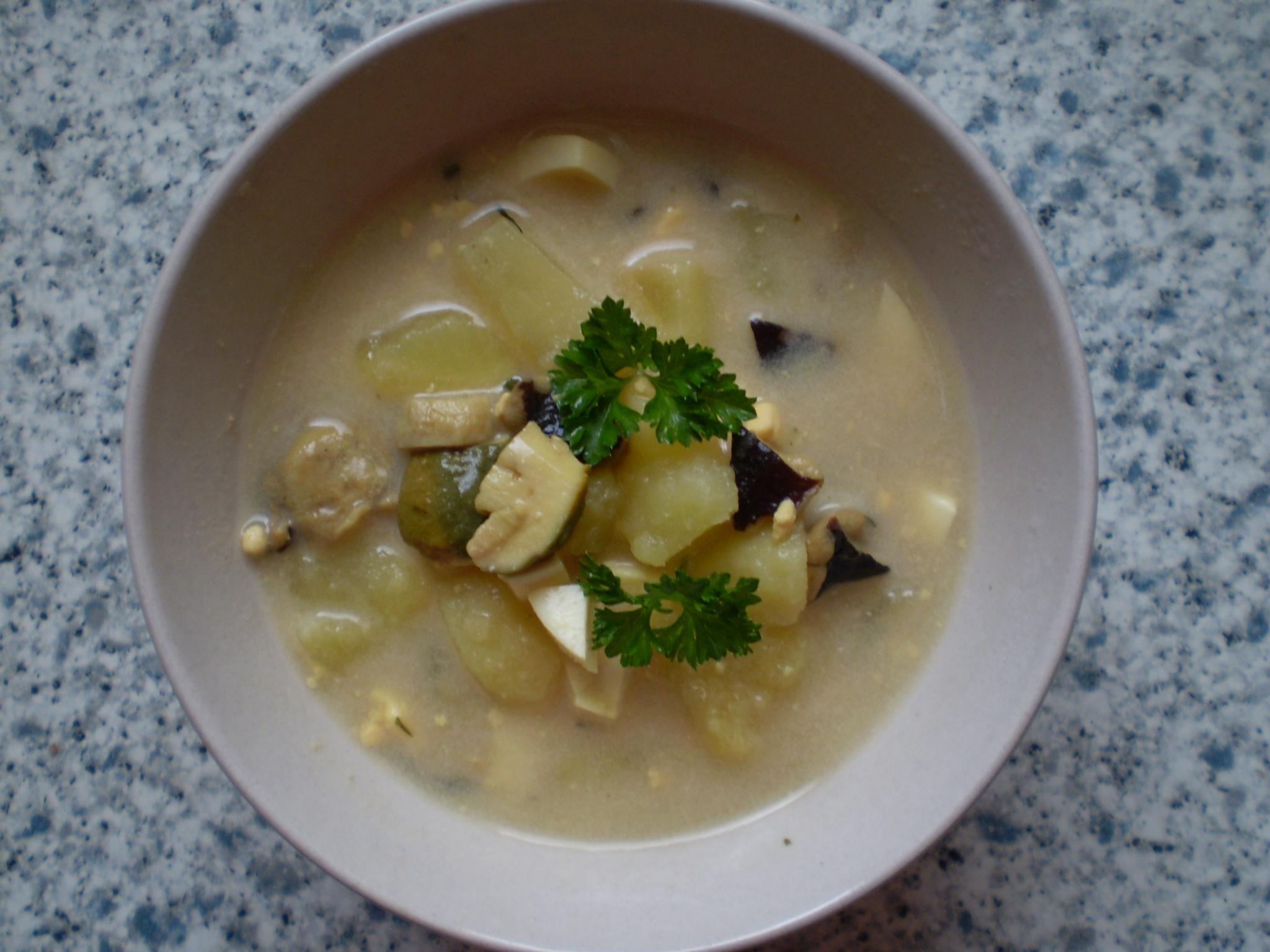Fotografie receptu: Babiččina houbová kulajda