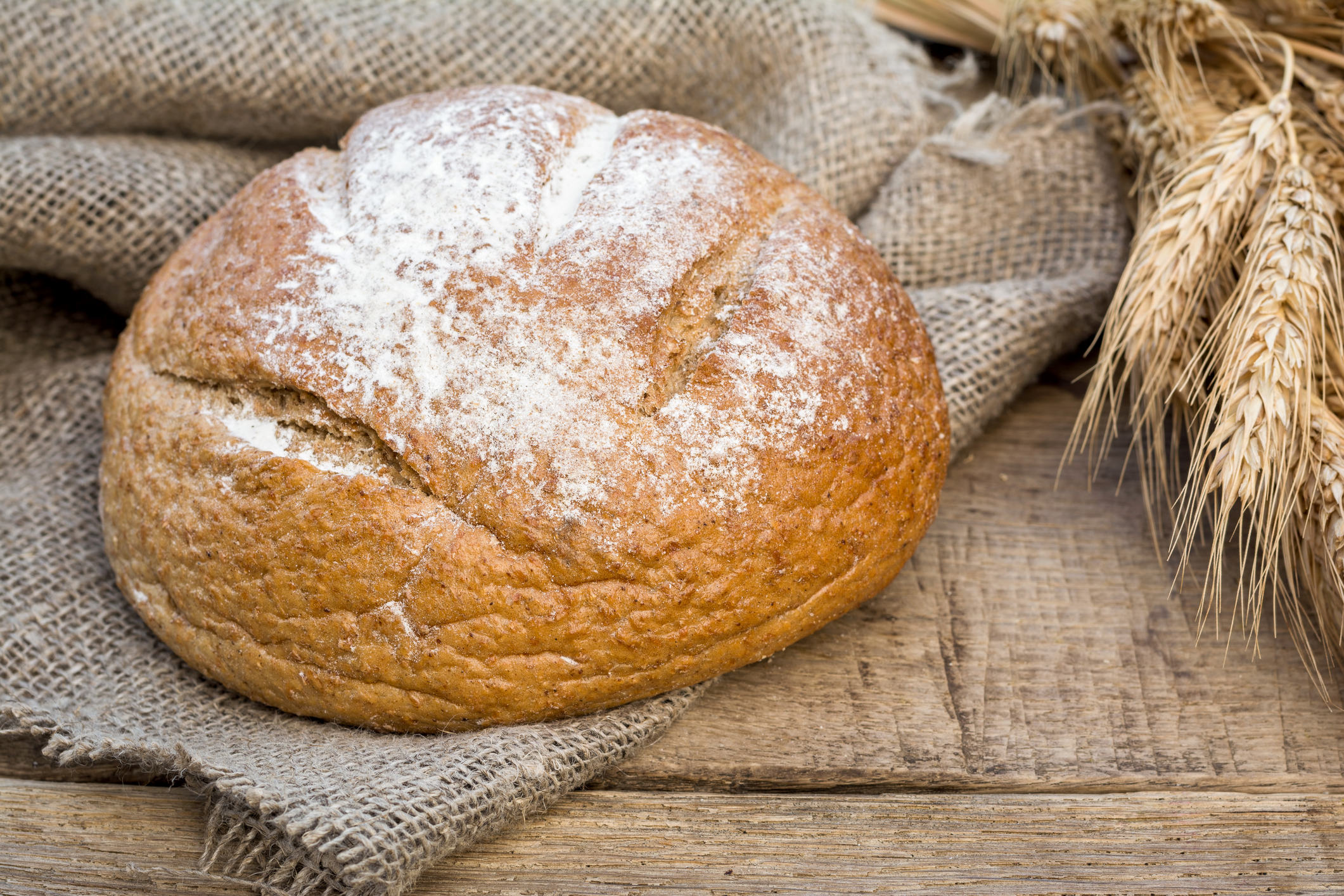 Fotografie receptu: Domácí chleba bez hnětení