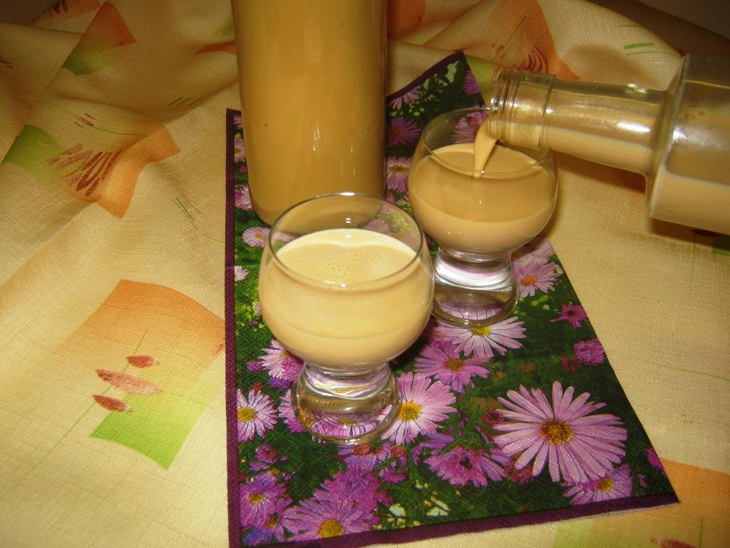 Fotografie receptu: Jemný likér