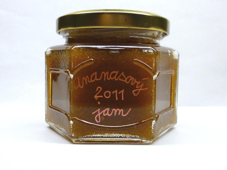 Ananasový džem