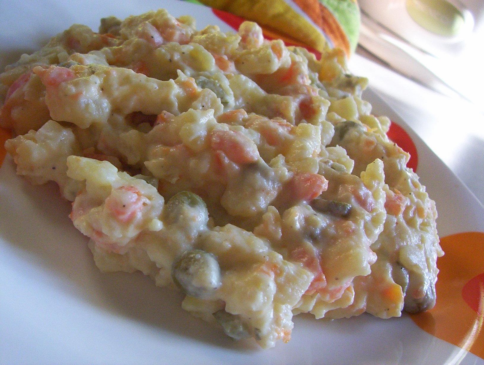 Bramborový salát od maminky