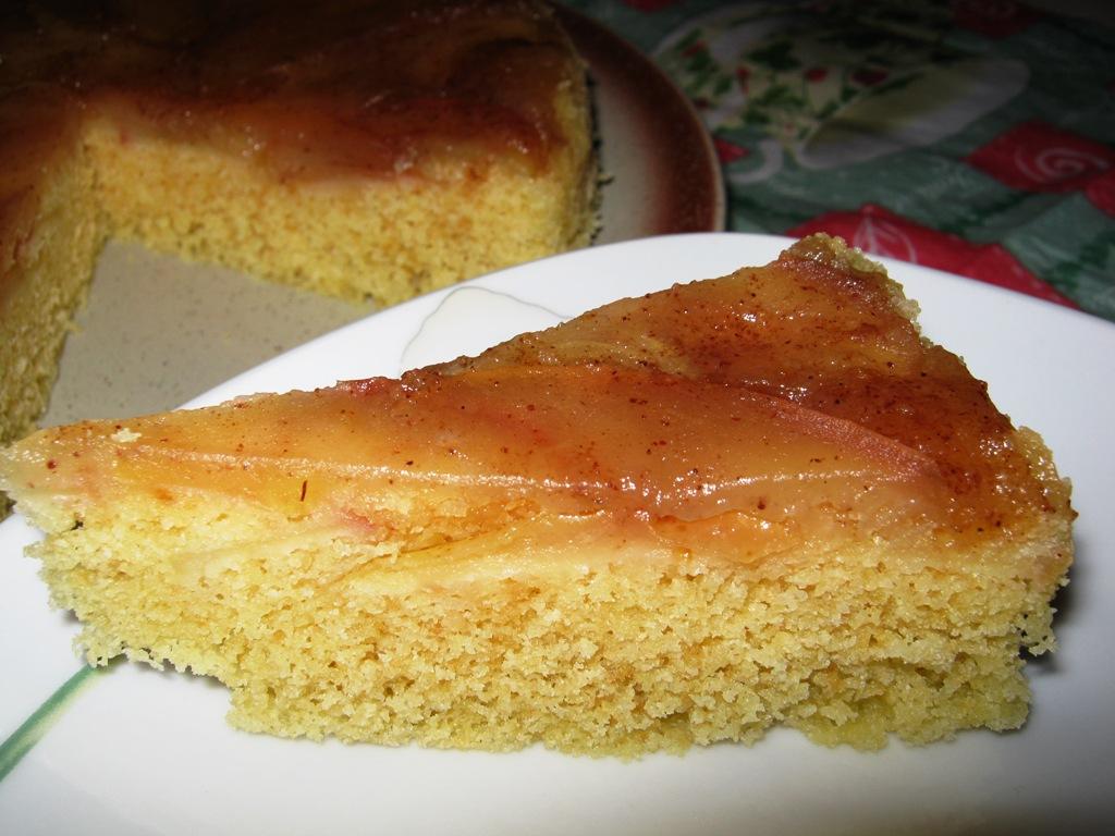 Jablečný koláč z mikrovlnky