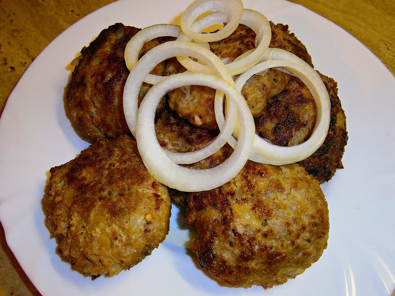 Fotografie receptu: Šťavnaté karbanátky