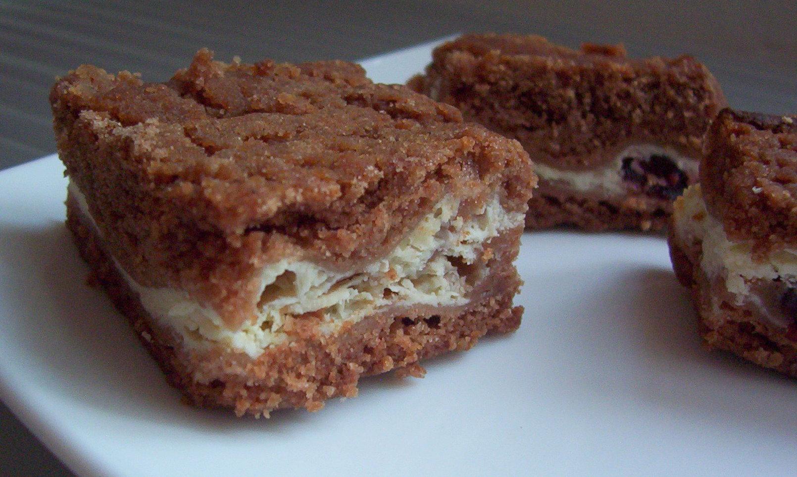 Fotografie receptu: Sypaný tvarohový koláč