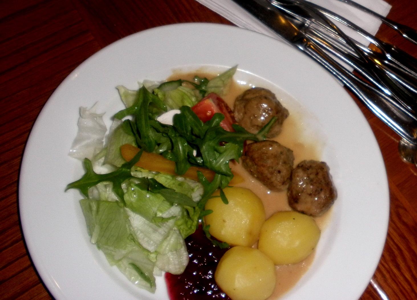 Fotografie receptu: Tradiční švédské kuličky