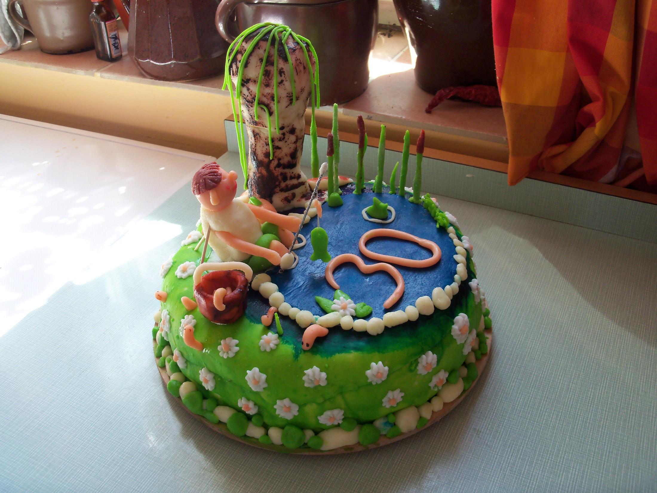 Fotografie receptu: Potahovací hmota na dorty