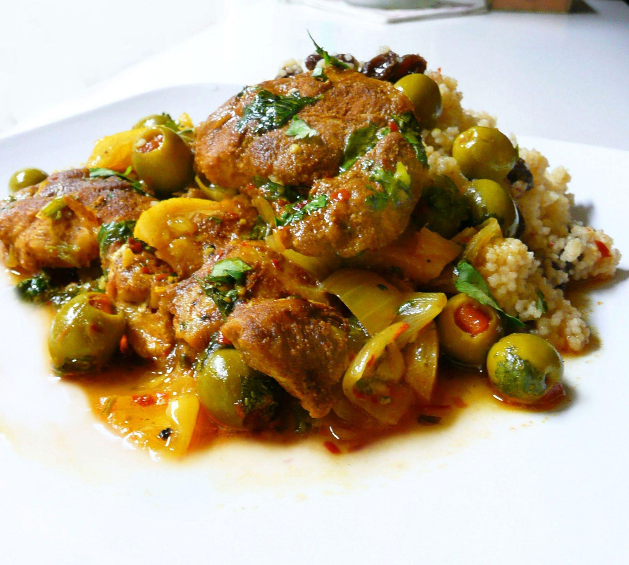 Fotografie receptu: Kuře od marockých Židů