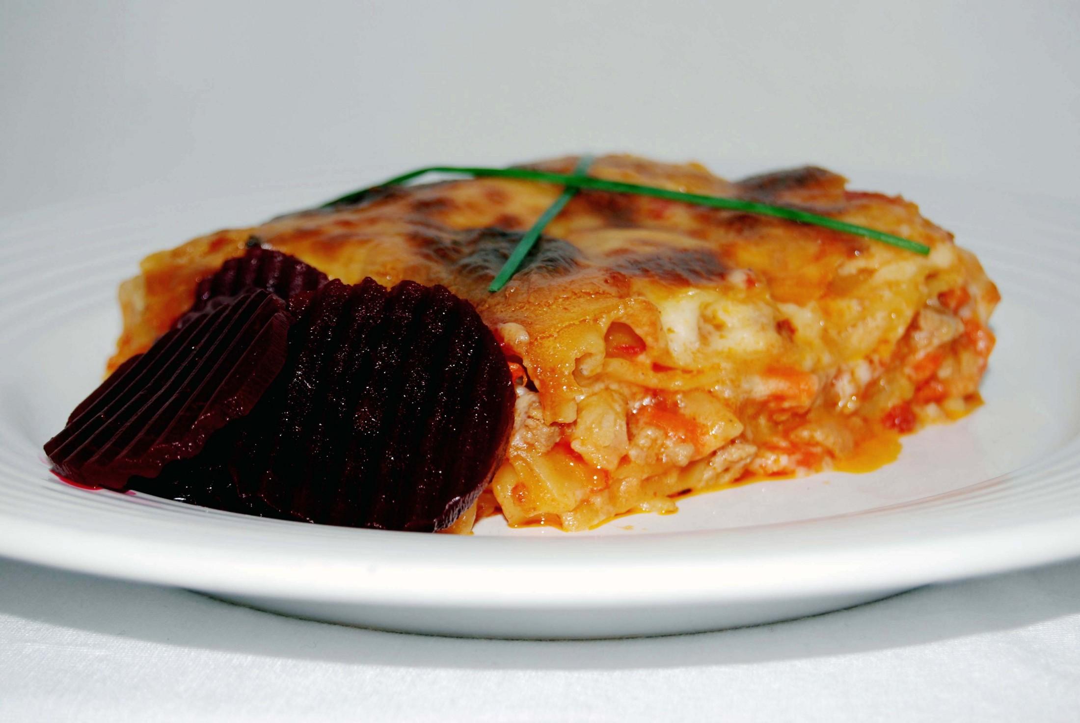 Typické lasagne
