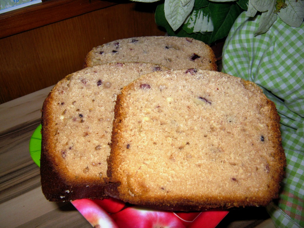 Meruňková buchta z pekárny