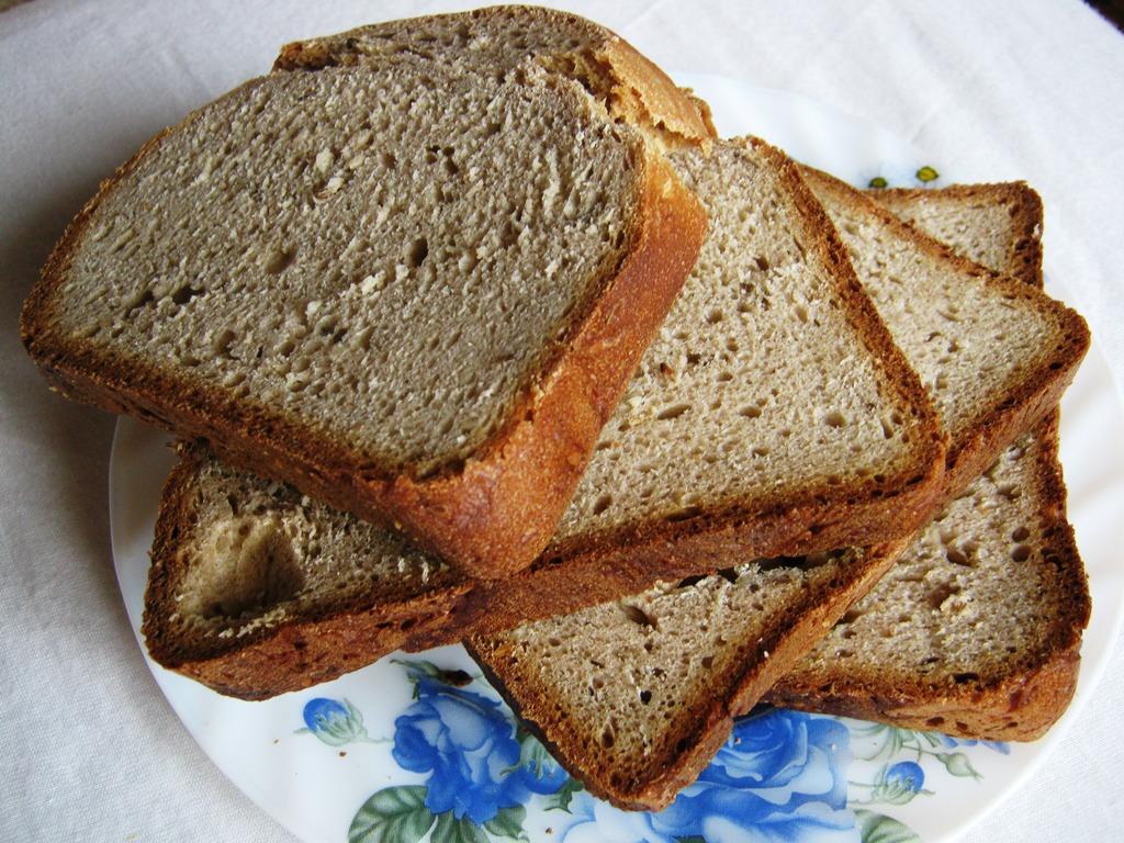 Fotografie receptu: Chléb se sezamovým semínkem