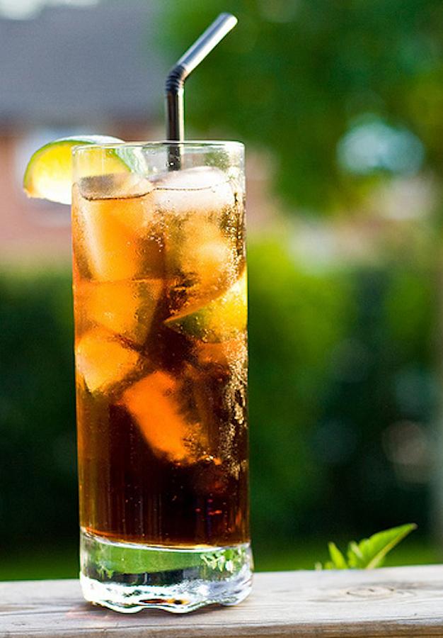 Fotografie receptu: Cola mojito