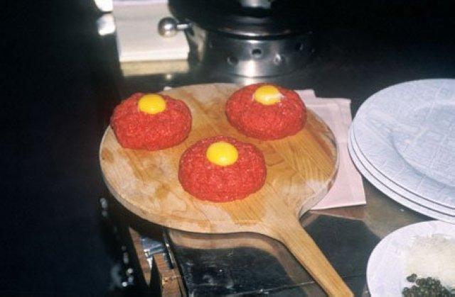 Fotografie receptu: Tatarský biftek