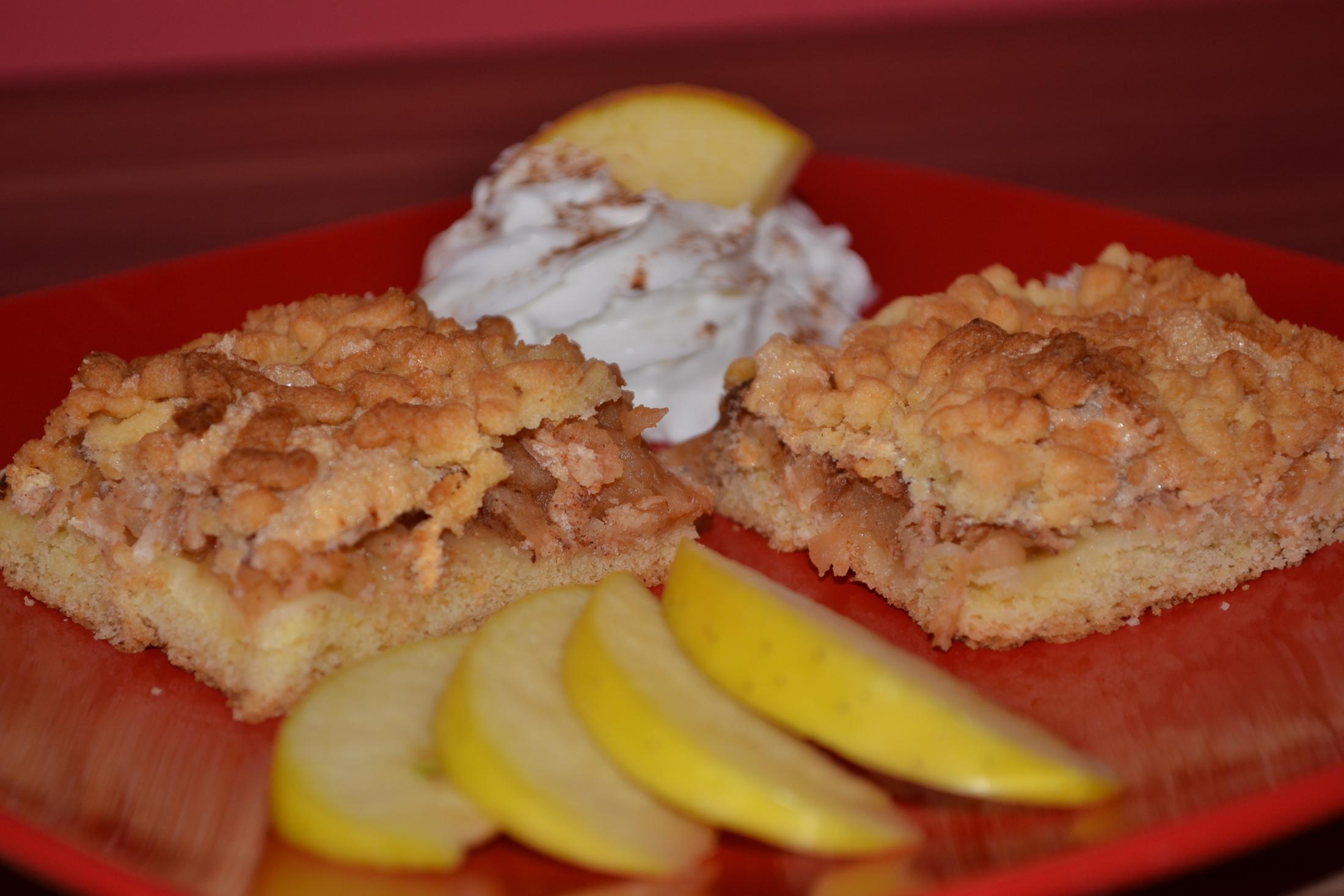 Jablečný koláč hraběnka