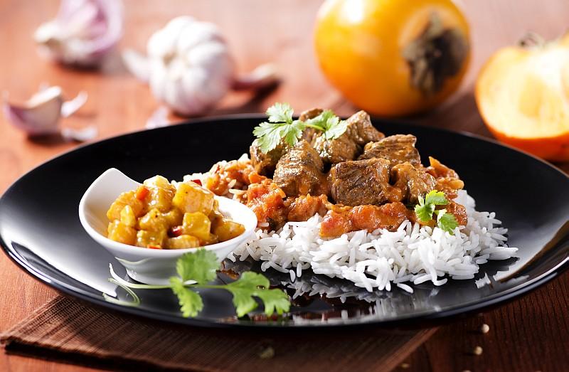 Fotografie receptu: Indická jehněčí masala