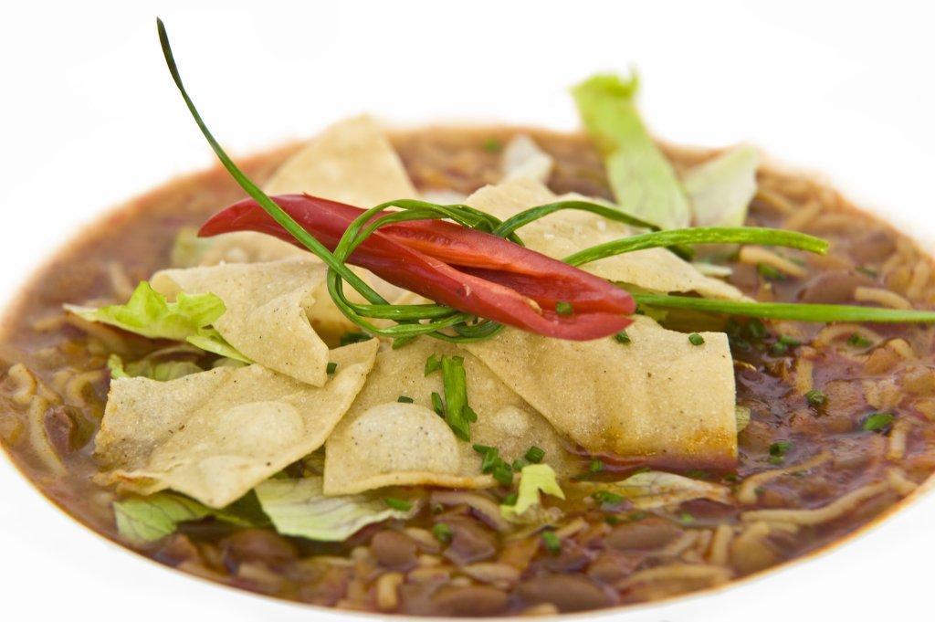 Fotografie receptu: Polévka mexická