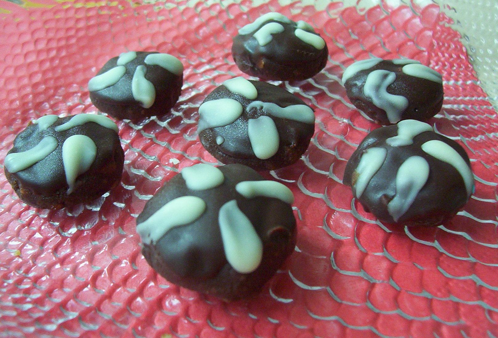 Výborné čokoládové bonbonky