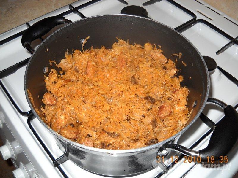 Fotografie receptu: Pravý polský Bigos