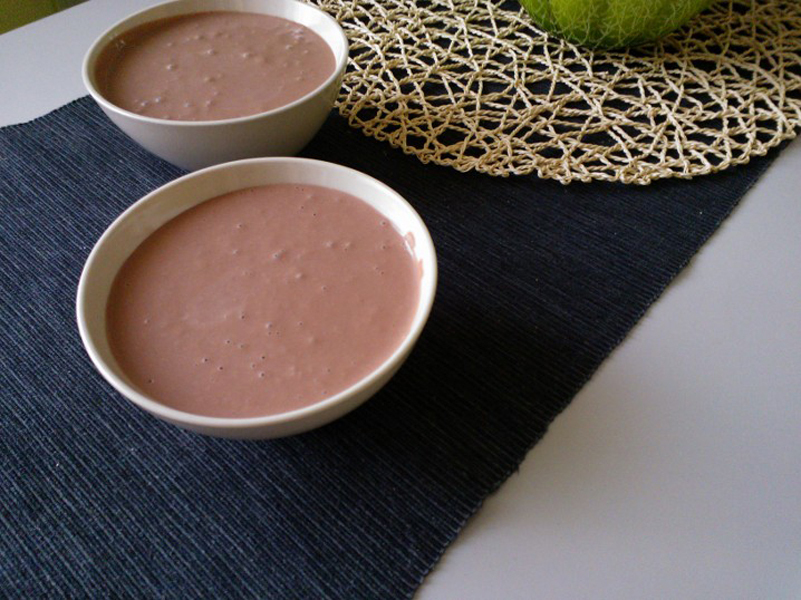 Fotografie receptu: Domácí čokoládový termix