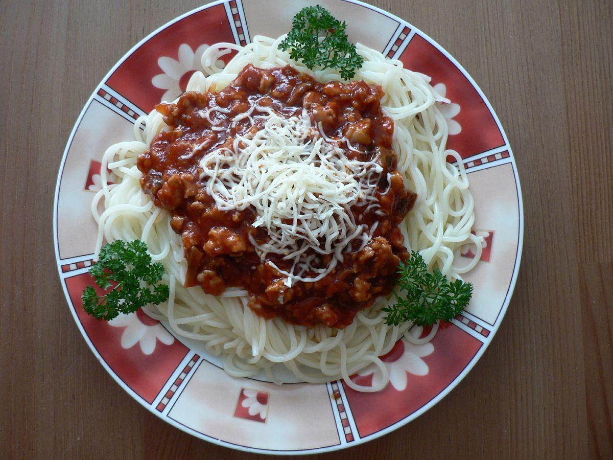 Čarůvčiny špagety