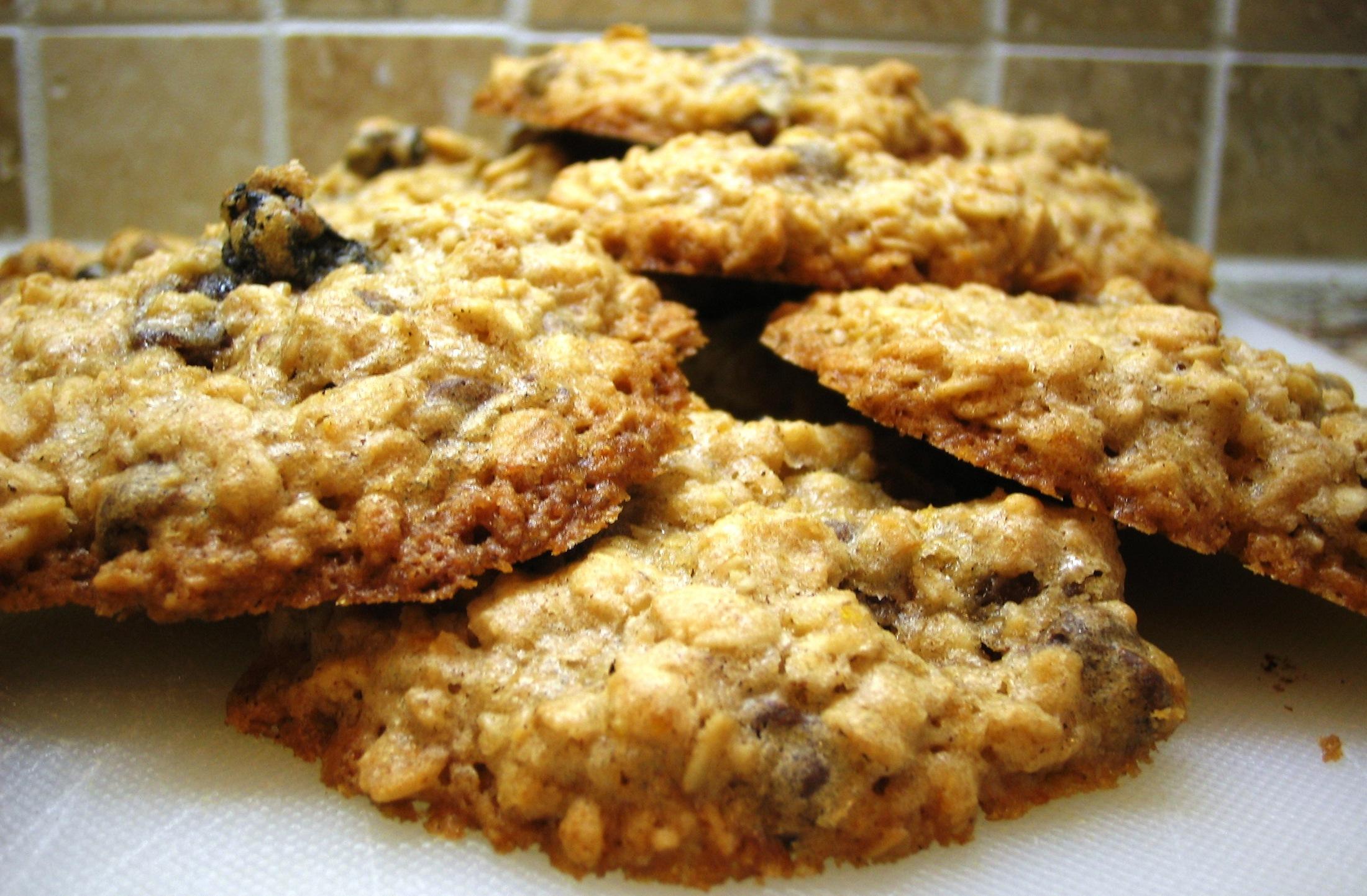 Datlové cookies