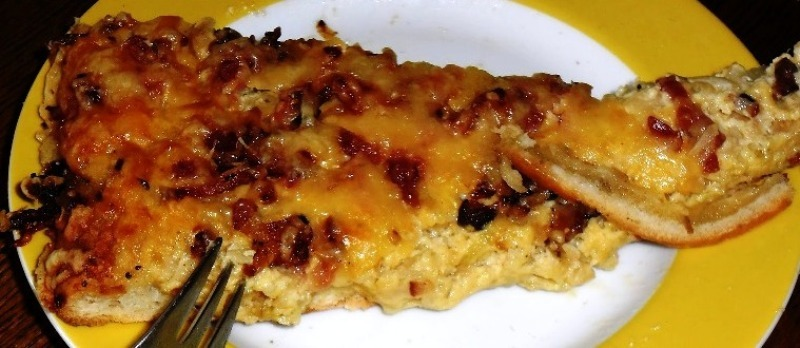 Fotografie receptu: Quiche s cibulí