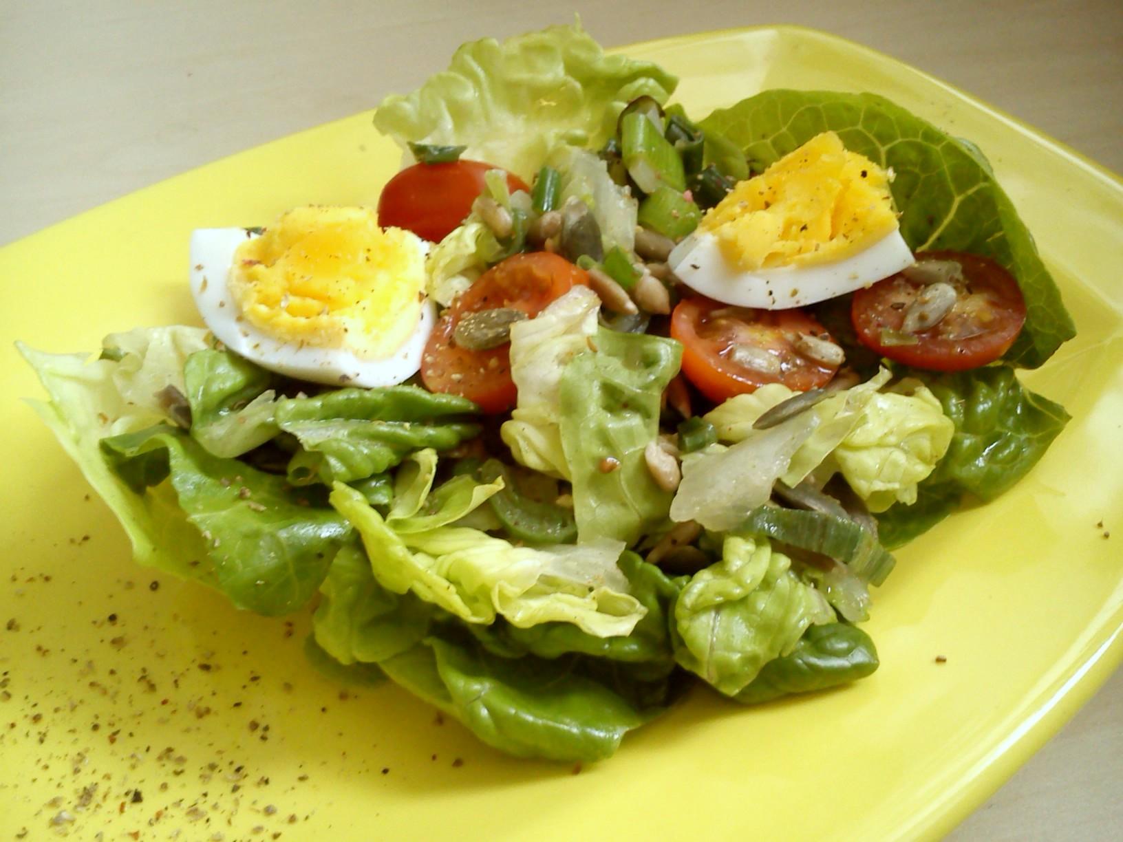Fotografie receptu: Salát plný barev